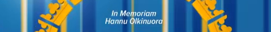 Eftertext, In Memoriam Hannu Olkinuora